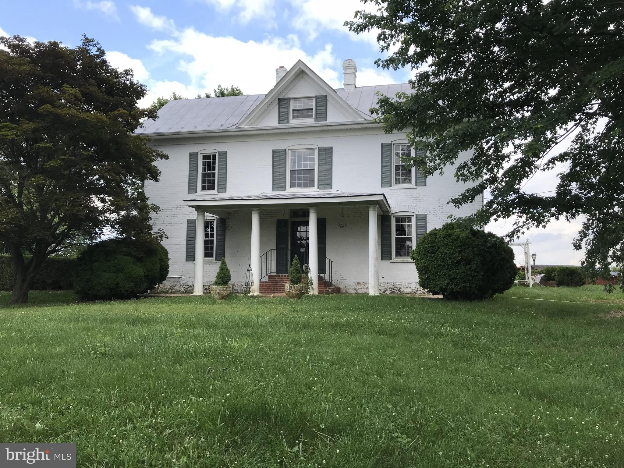 6827 LORD FAIRFAX HIGHWAY, BERRYVILLE, VA 22611
