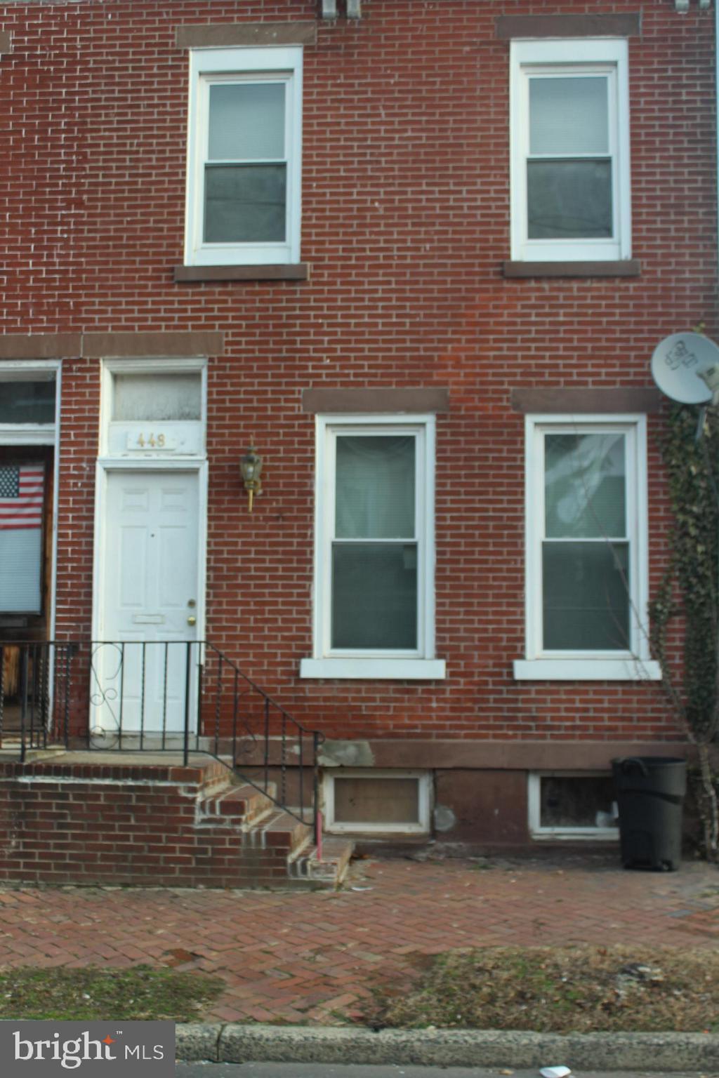 448 W HANOVER ST, TRENTON, NJ 08608