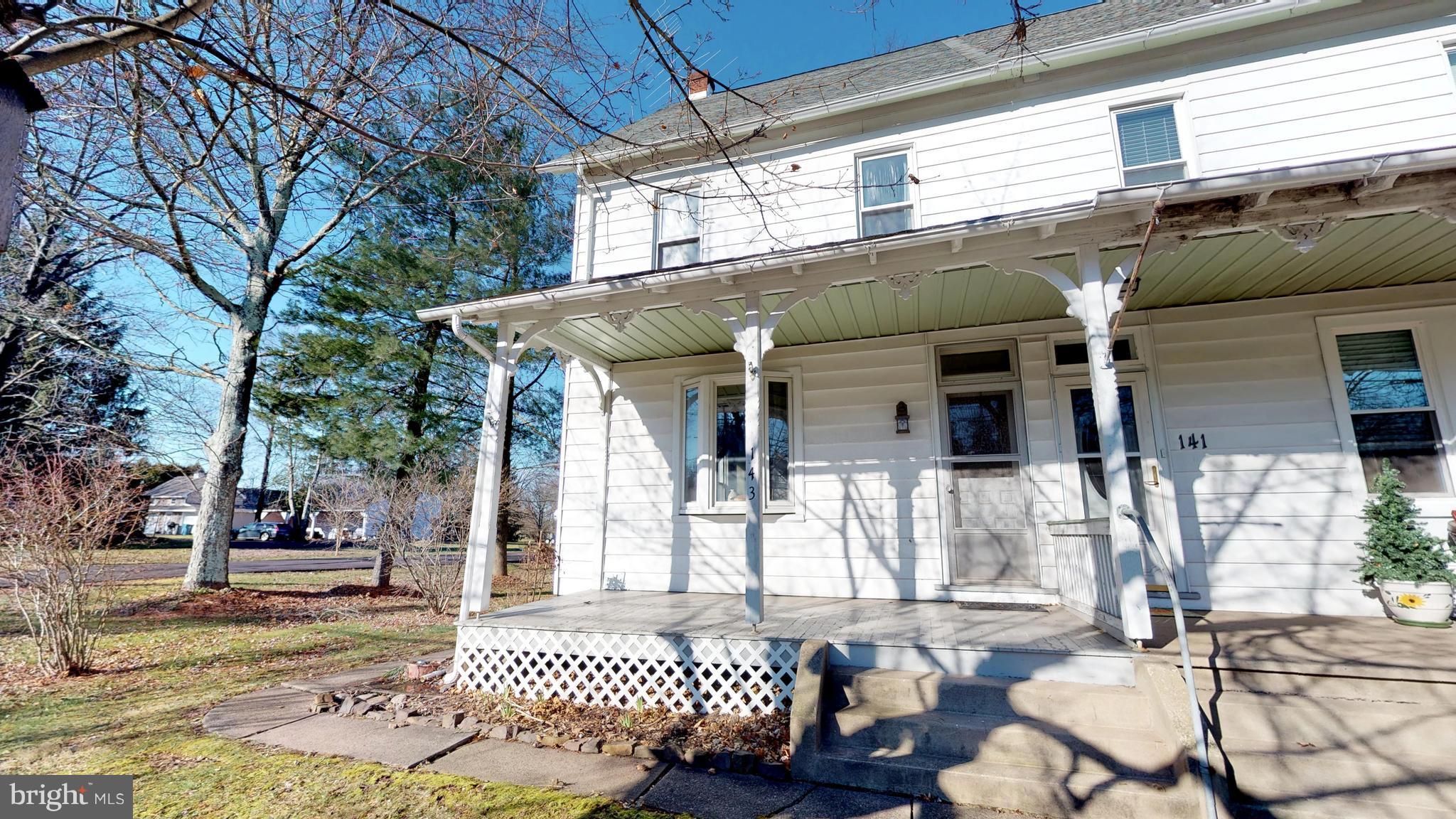 143 W MAIN STREET, SILVERDALE, PA 18962