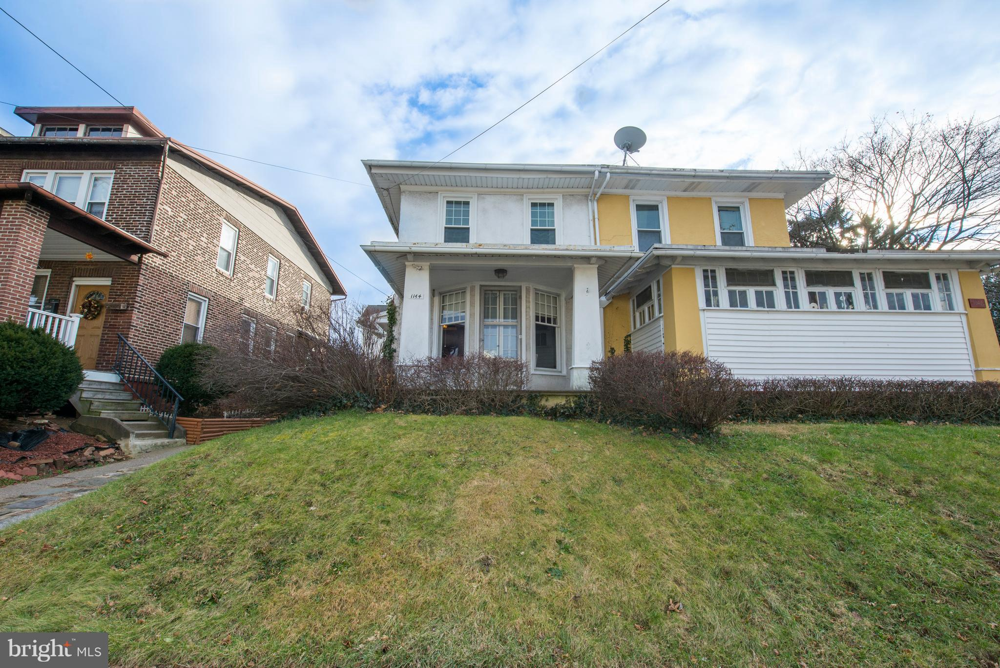 1144 W WYOMING STREET, ALLENTOWN, PA 18103