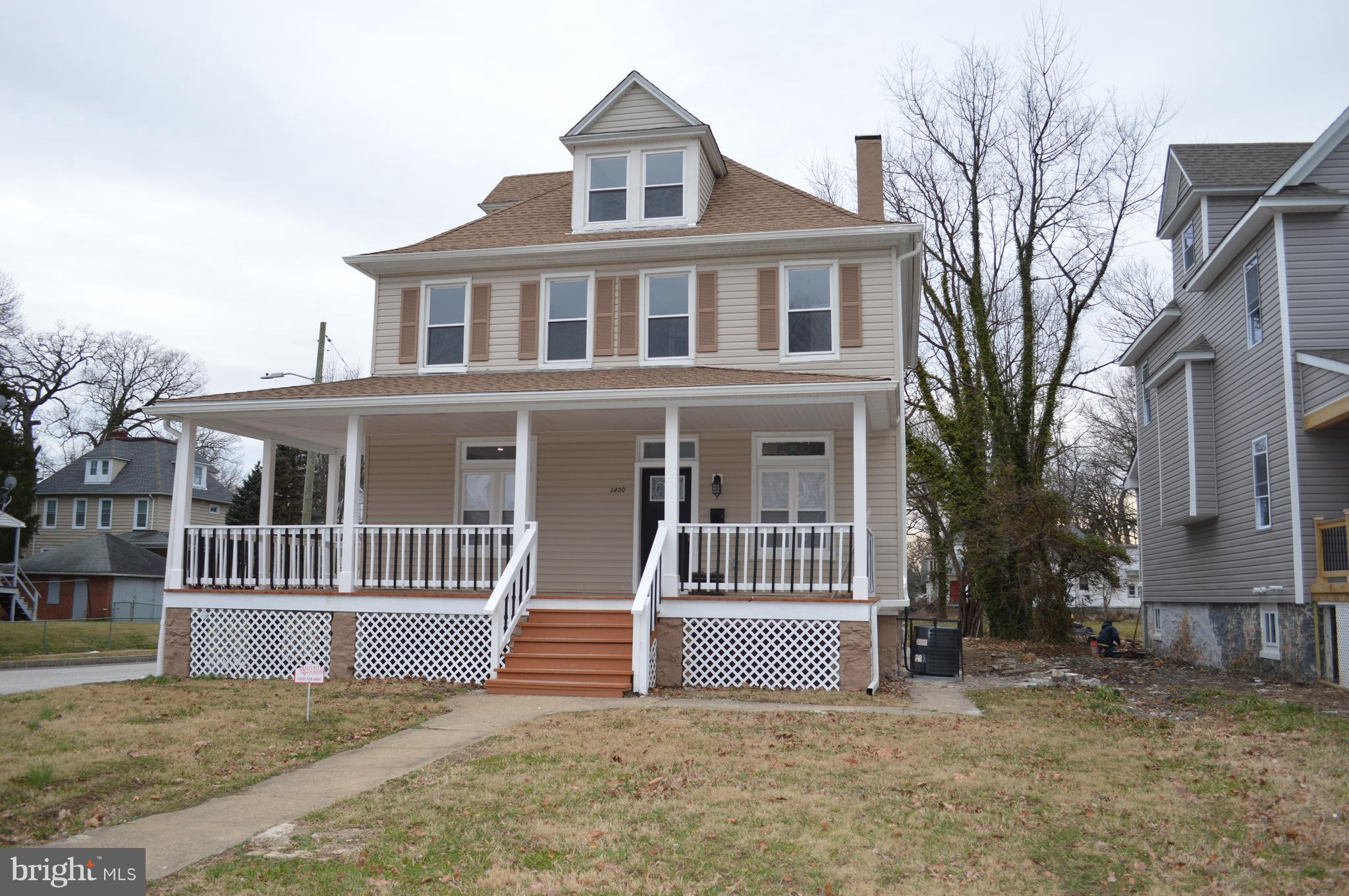 3400 OAKFIELD AVENUE, BALTIMORE, MD 21207