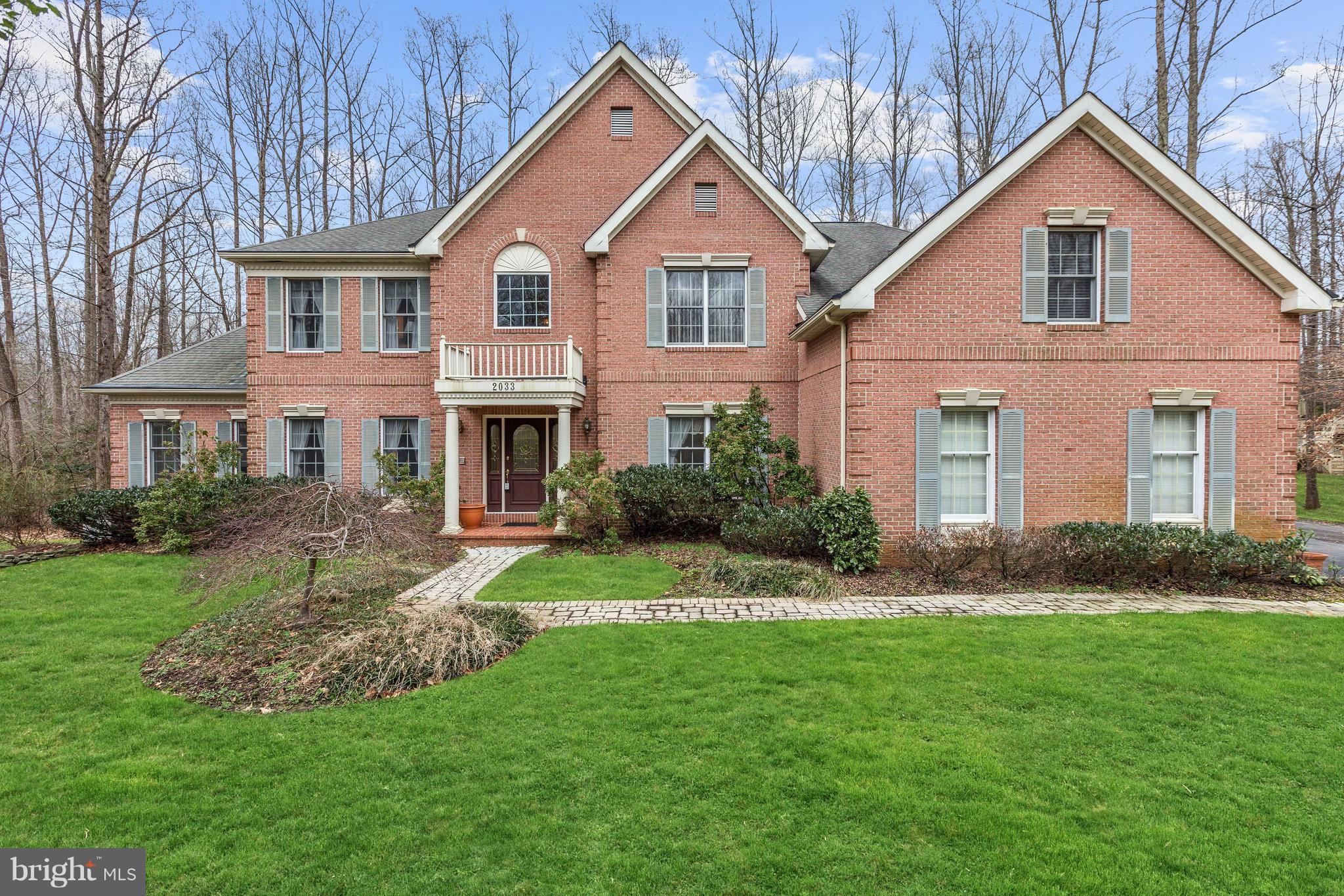 2033 HAVERFORD DRIVE, CROWNSVILLE, MD 21032