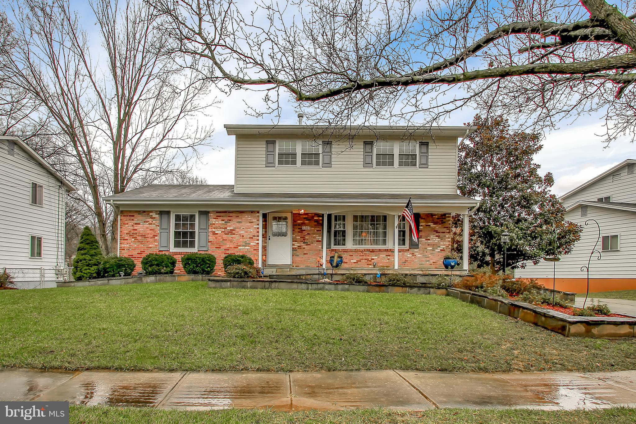 7207 LONGBRANCH DRIVE, NEW CARROLLTON, MD 20784