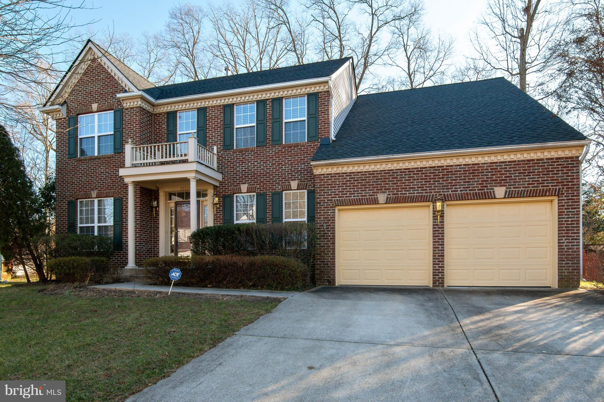 15521 ORCHARD RUN DRIVE, BOWIE, MD 20715