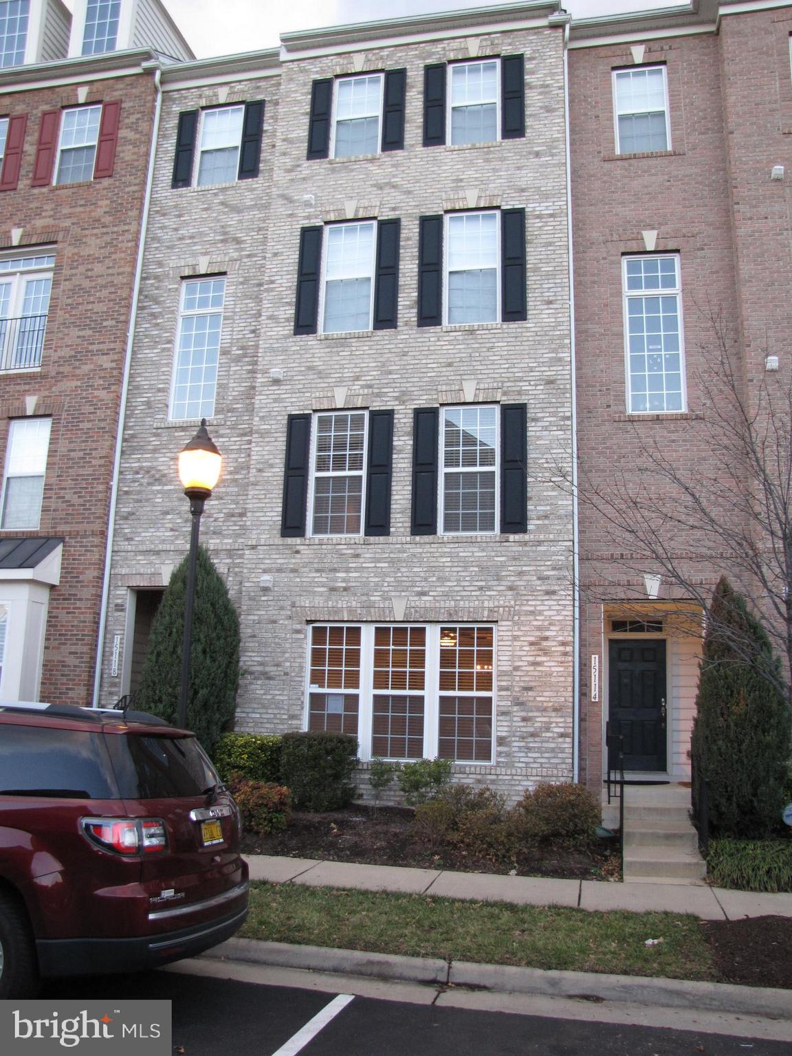 Gorgeous Condo with all the amenities.  Full updated throughout with gleaming Kitchen , One car garage, private balcony , huge master with huge master bath with huge walk-in shower.  Gated Community for top security and across from Stonebridge AT Potomac Town Center