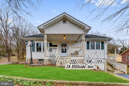 28 HILLSIDE AVENUE, MILFORD, NJ 08848