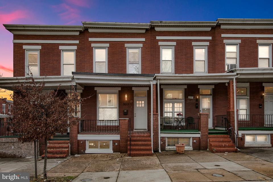 3017 MCELDERRY STREET, BALTIMORE, MD 21205