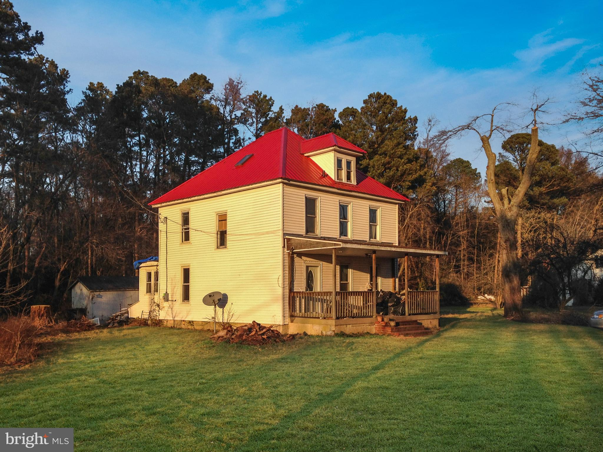 26236 MEAD ROAD, FEDERALSBURG, MD 21632