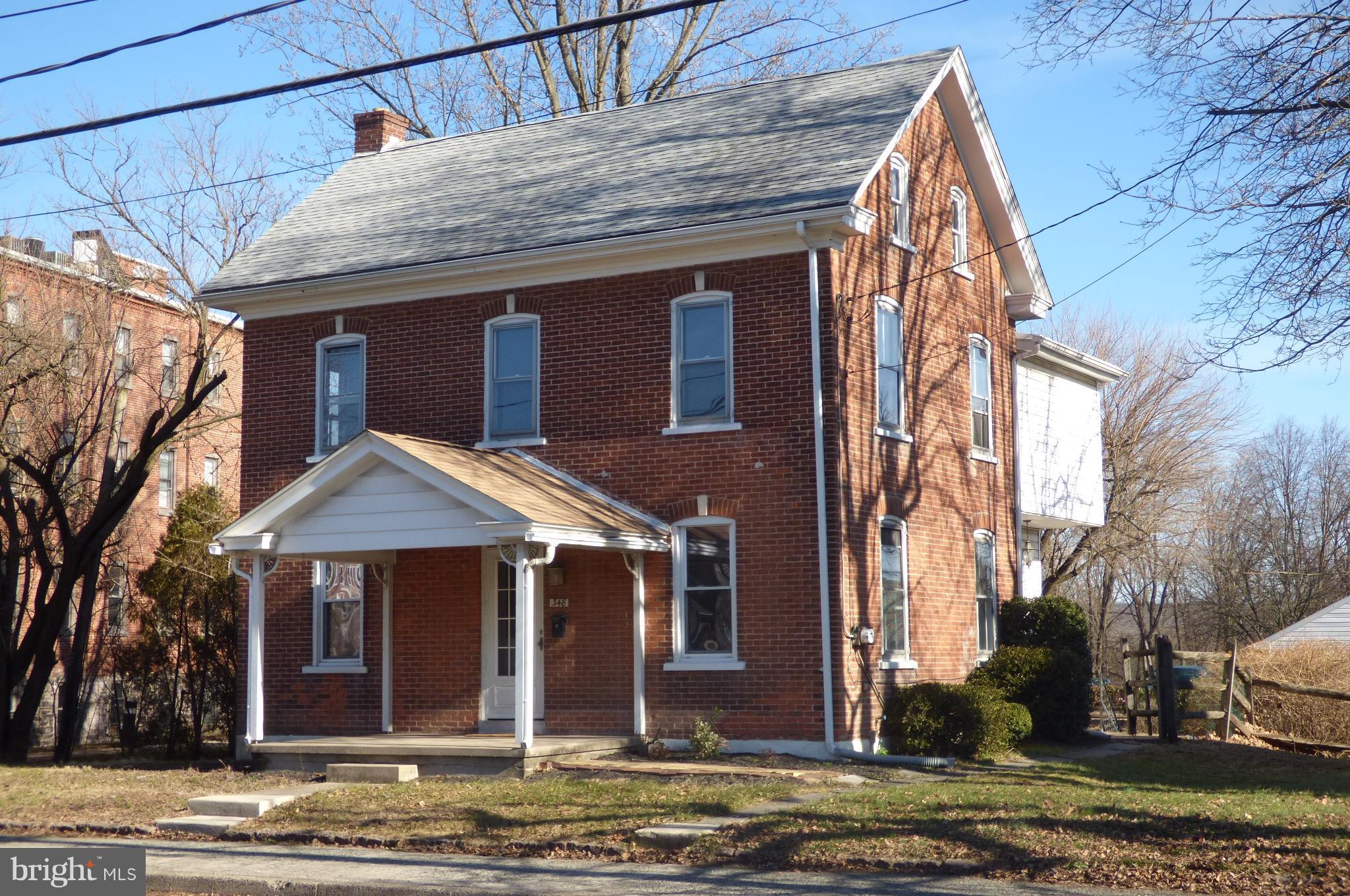 348 MAIN STREET, RED HILL, PA 18076