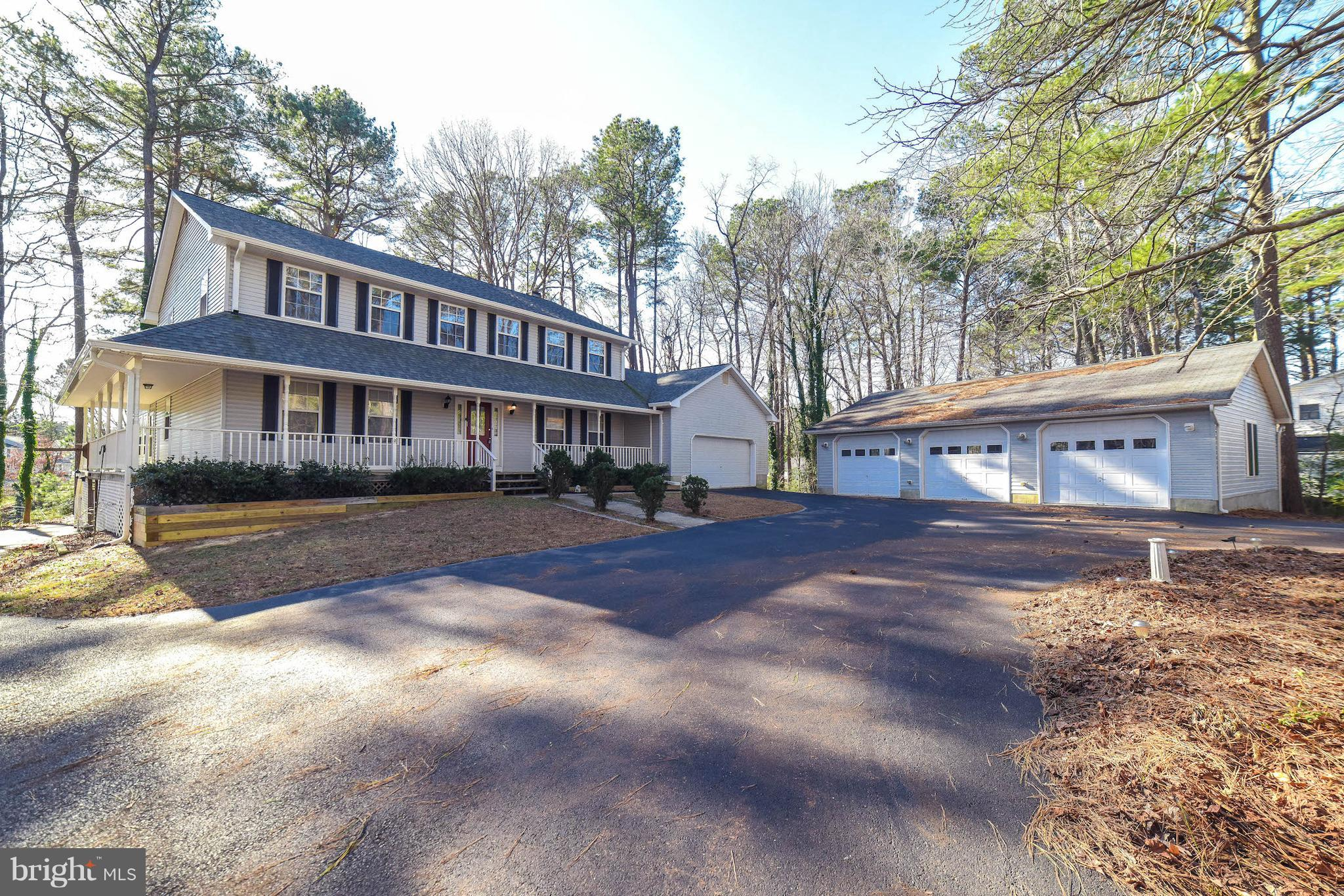 13630 DOWELL ROAD, DOWELL, MD 20629