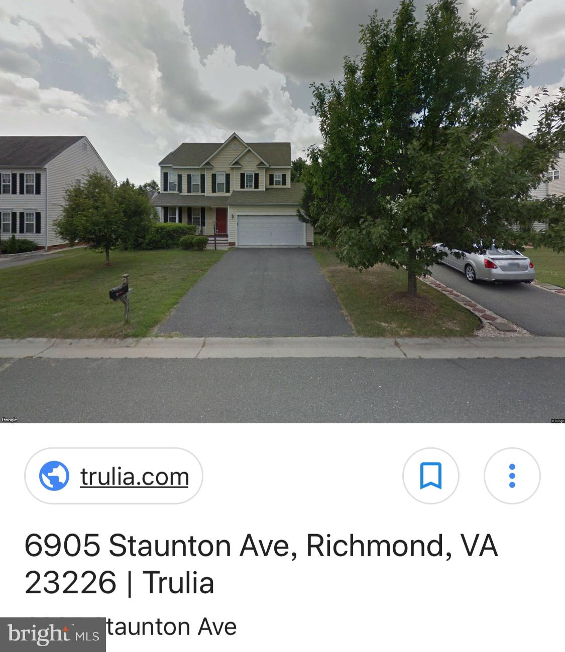 6905 STAUNTON AVENUE, RICHMOND, VA 23226