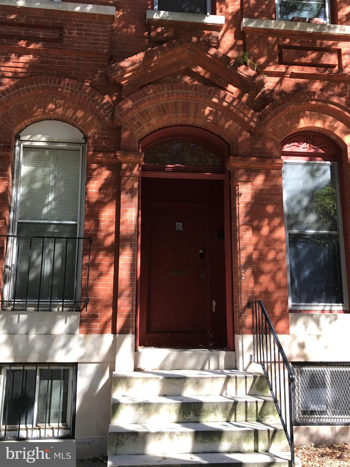 1835 BOLTON STREET, BALTIMORE, MD 21217