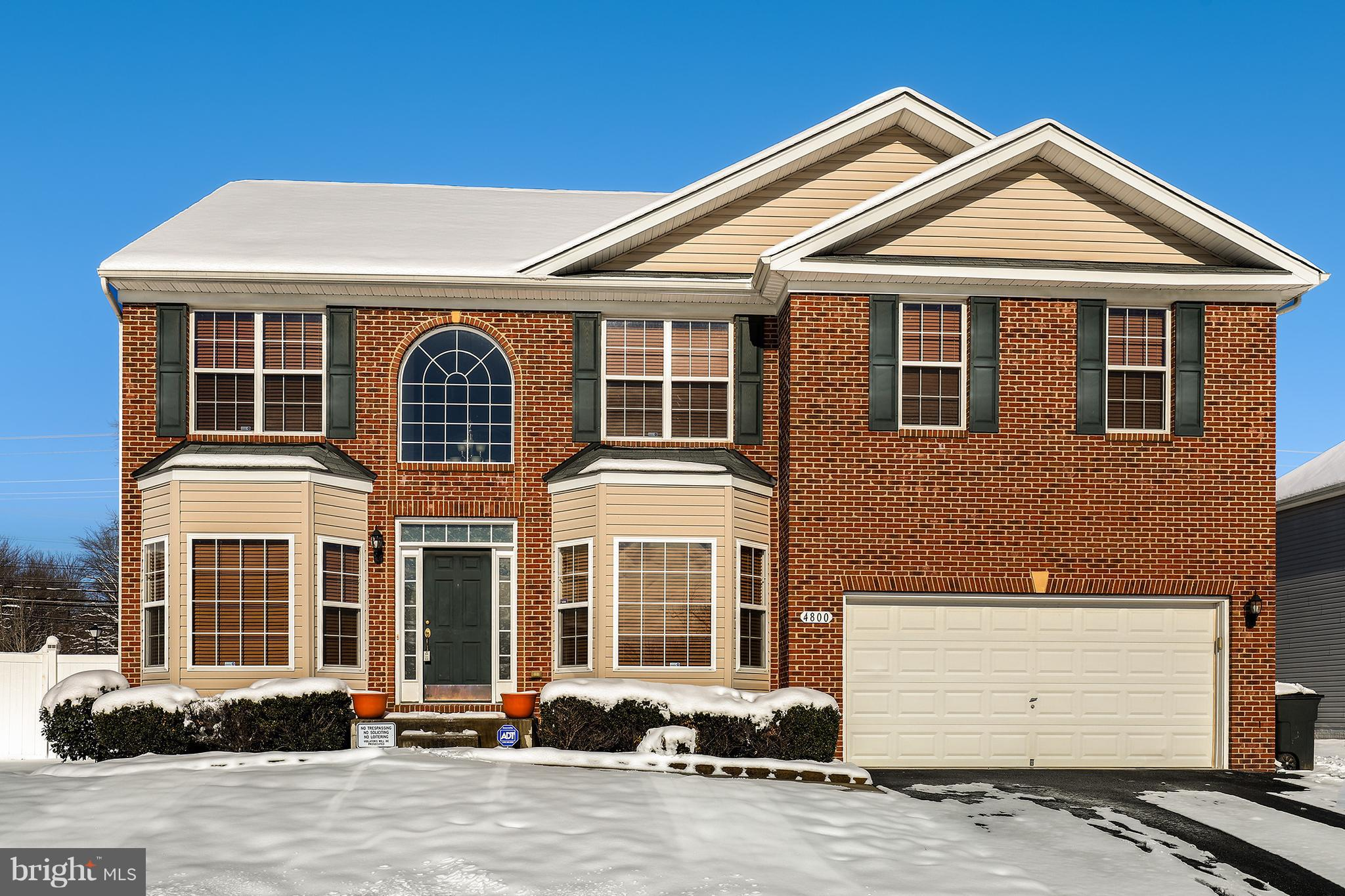 4800 FAITH CROSSING COURT, TEMPLE HILLS, MD 20748