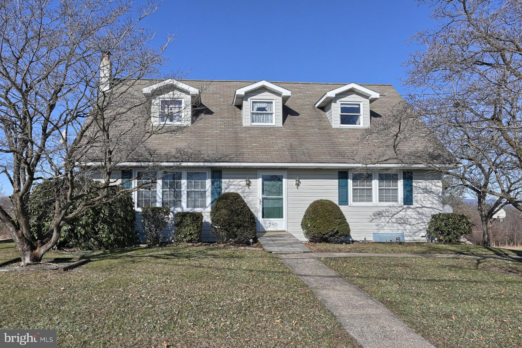 780 SHOEY ROAD, MOHRSVILLE, PA 19541