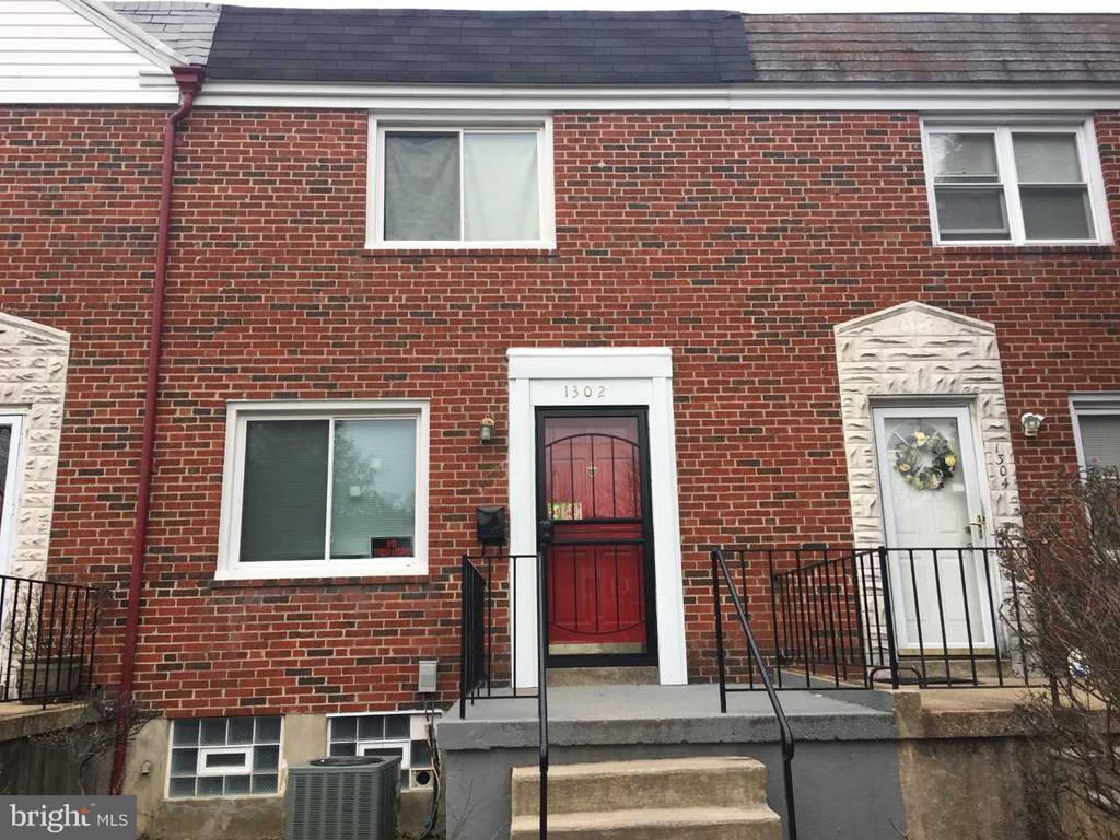 Vouchers Considered -3BR-1-1/2Bath Updated Rental-Central Air-Finished Basement-Off Street Parking in Rear of Home-Extra Parking in Court-Convenient to Shopping ,CommuterRoutes, Bus line and Park.