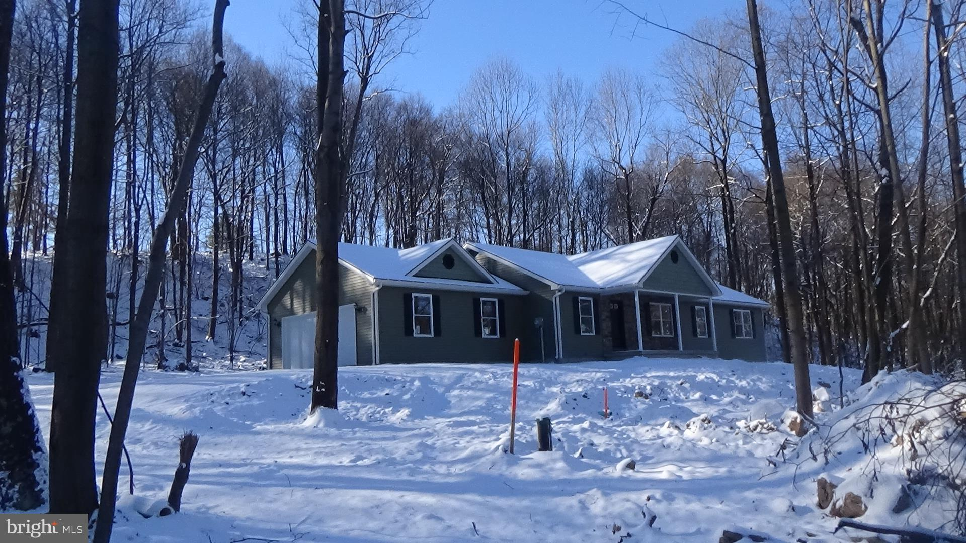 1588 FOX HOLLOW ROAD, SHERMANS DALE, PA 17090