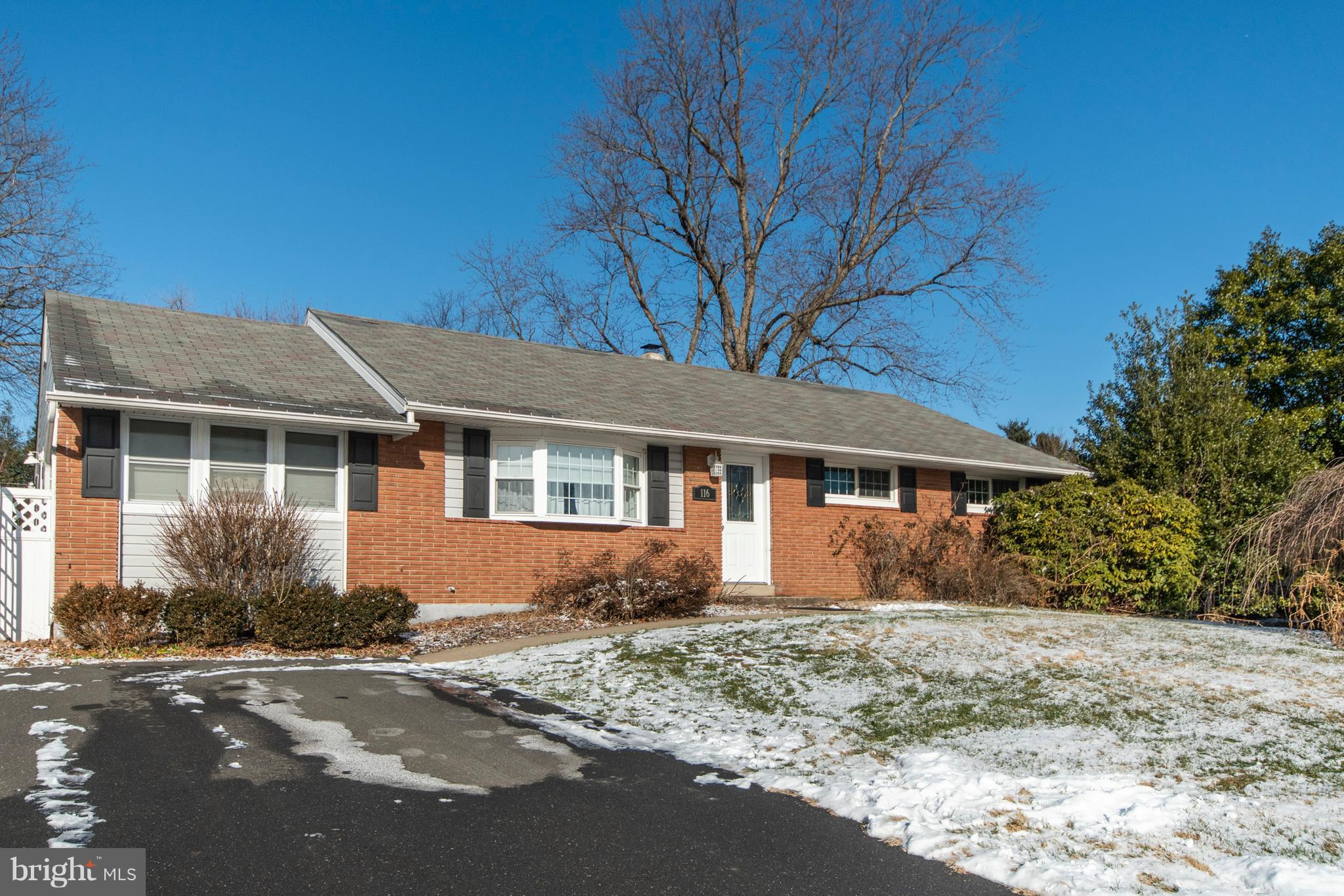116 HOLLY DRIVE, HATBORO, PA 19040