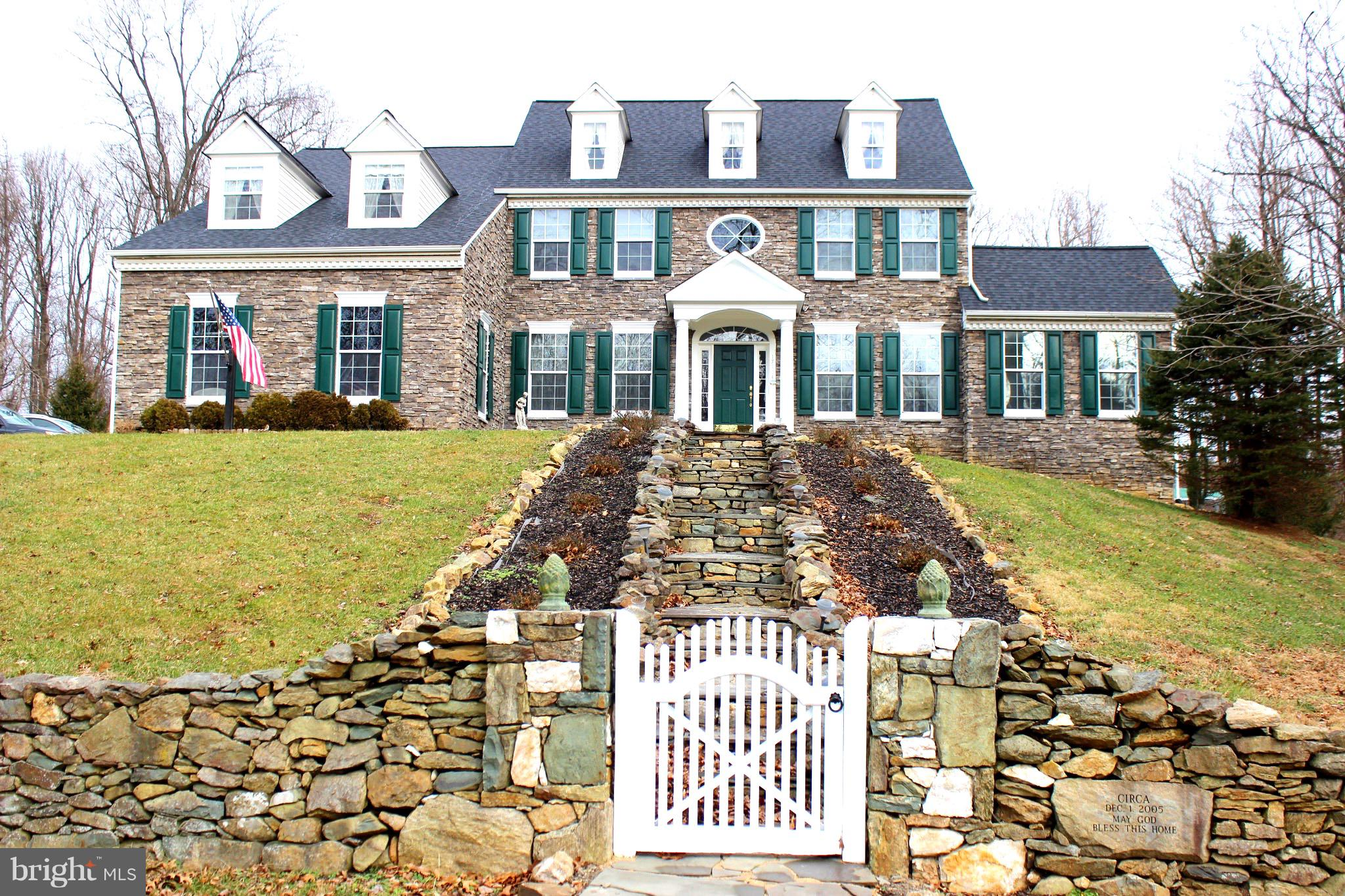 17104 FLINT FARM DRIVE, ROUND HILL, VA 20141