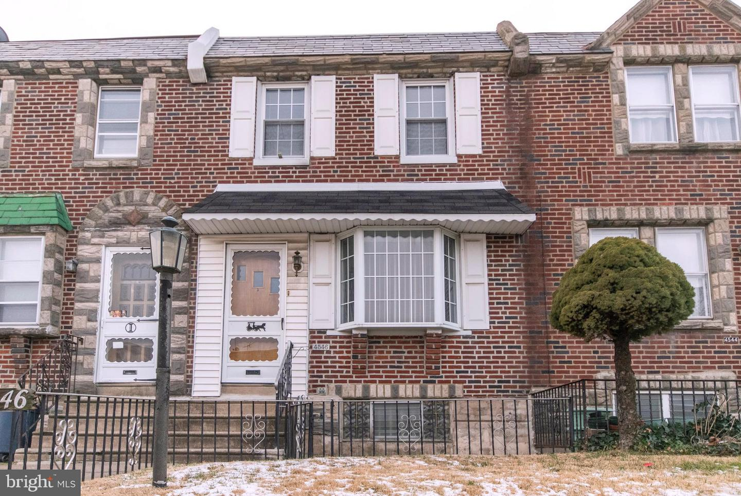 4546 Shelmire Avenue Philadelphia, PA 19136
