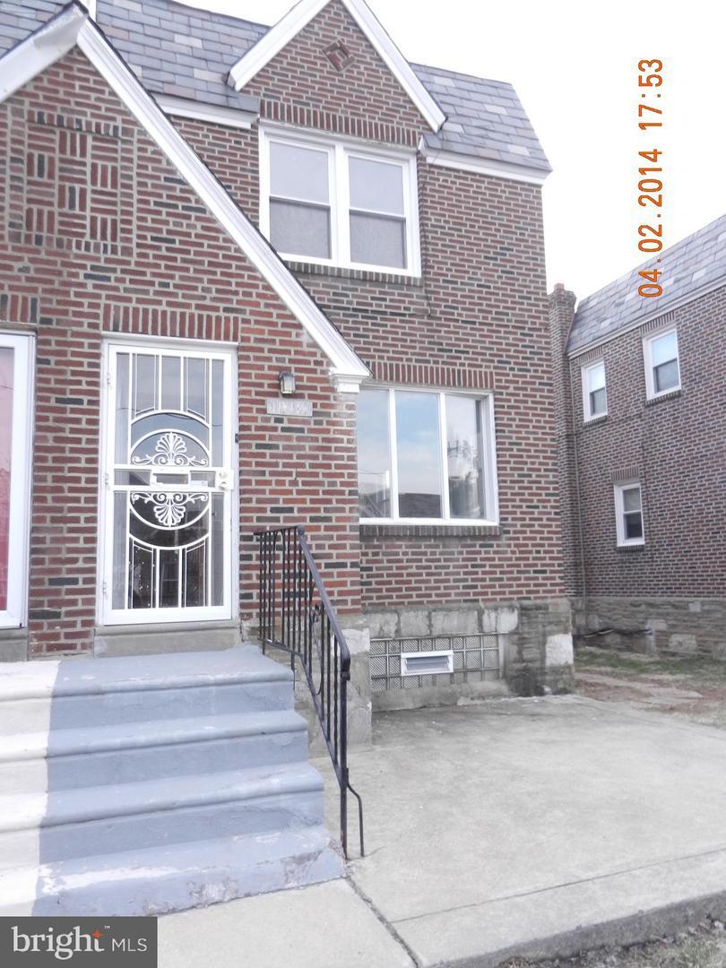 1848 Strahle Street Philadelphia, PA 19152