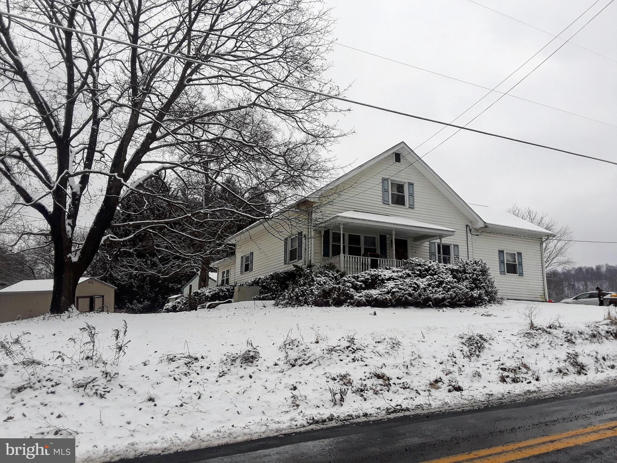 1838 JERICHO ROAD, NEW BLOOMFIELD, PA 17068