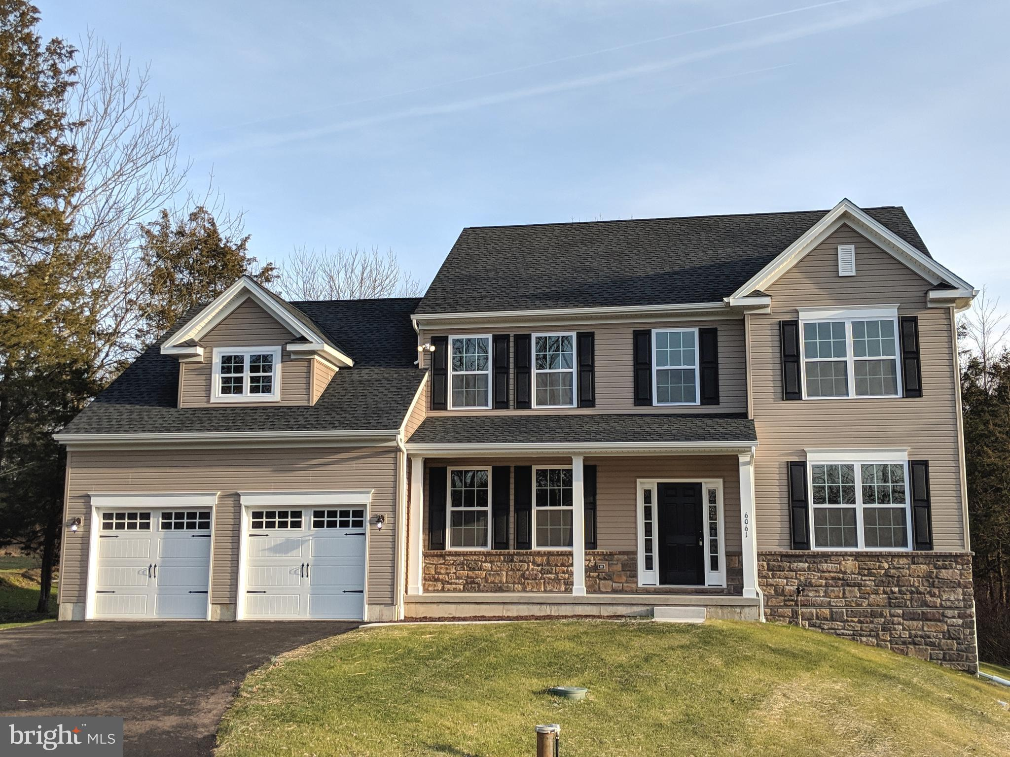6061 UPPER RIDGE ROAD, GREEN LANE, PA 18054