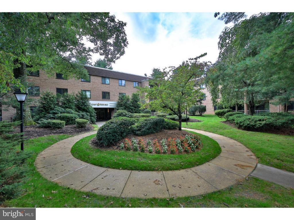 New Listing! 'Oak Hill Terraces condominium', Penn Valley, Pa. This 1st floor home has been completely renovated! open kitchen with sitting area, washer dryer. custom lighting and closets.  Pool, Tennis, and Gym facilities are available, Separately controlled  and metered heat and air conditioning.  Condo includes, water, sewer, trash and snow removal, Exterior maintenance common area insurance and cooking gas. parking and landscaping. Minutes to Center city Phila via 44 bus, train, and major highways all nearby. School bus at the corner. Parking by your front door. 2 small pets under 25 pounds permitted with registration. electric out door grilling permitted on patio. 1st Special Assessment  $173 month.    11 monthly payments remain.  2nd assessment $253. with 11 monthly payments remain. see  condo association for details.