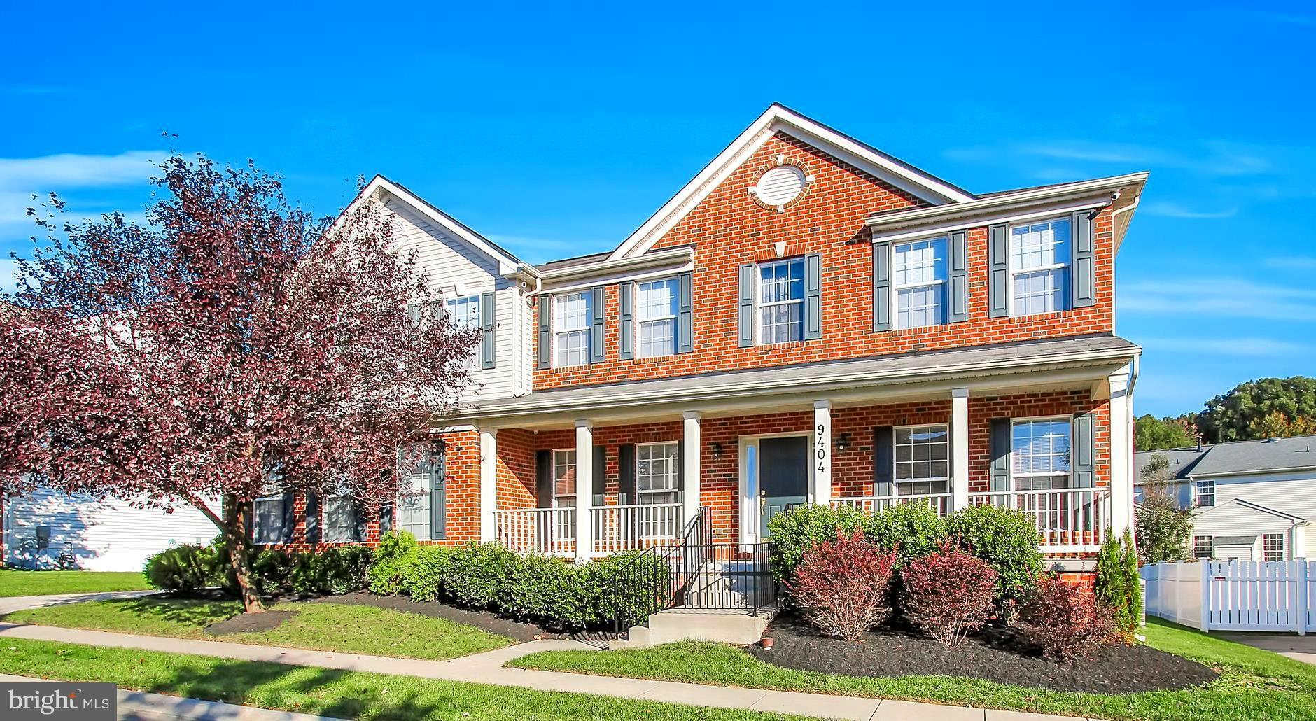 9404 GEORGIA BELLE DRIVE, PERRY HALL, MD 21128