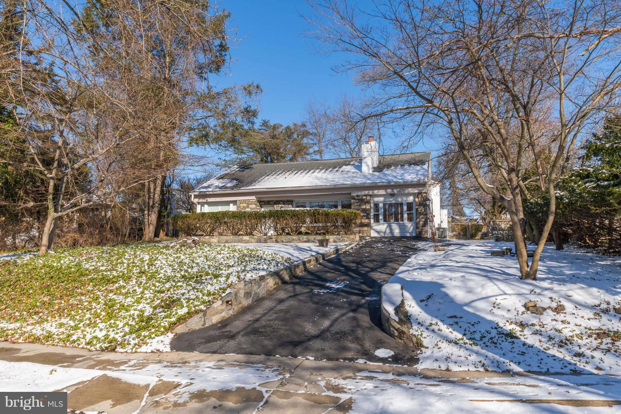 603 ROSE HILL ROAD, BROOMALL, PA 19008