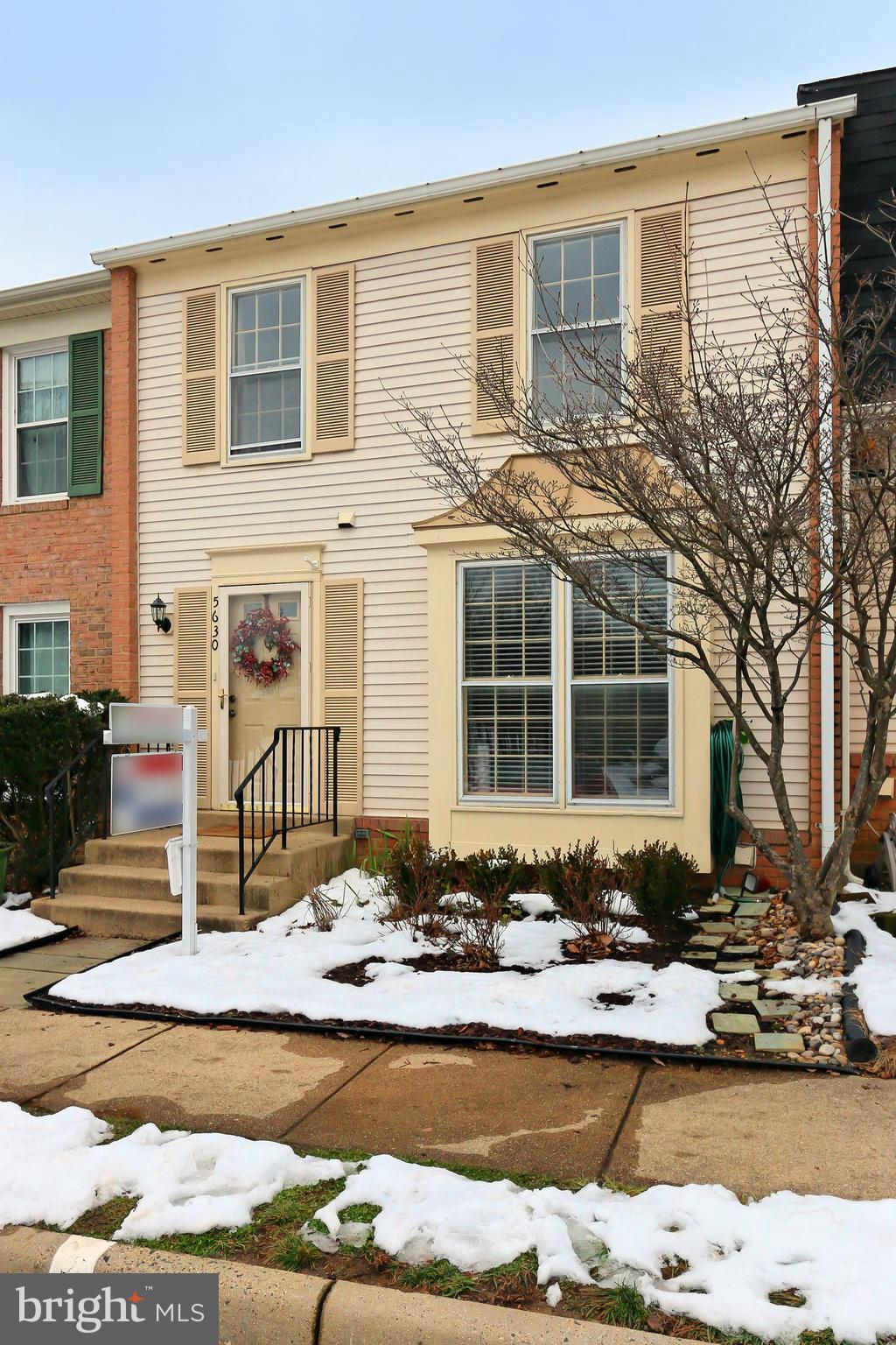 Rarely available floor plan with walk out basement! This beautiful home features three bedrooms and two full baths, powder room in main level, spacious lower level rec. room with extra storage, updated kitchen with granite and stainless appliances, neutral pain throughout, upgraded baths, new roof, new HVAC system and so much more!!!Large deck off living room and spacious fully fenced back yard back up to trees providing plenty of privacy!!!Please call listing agent Irina Babb at 571-217-2571 with questions.
