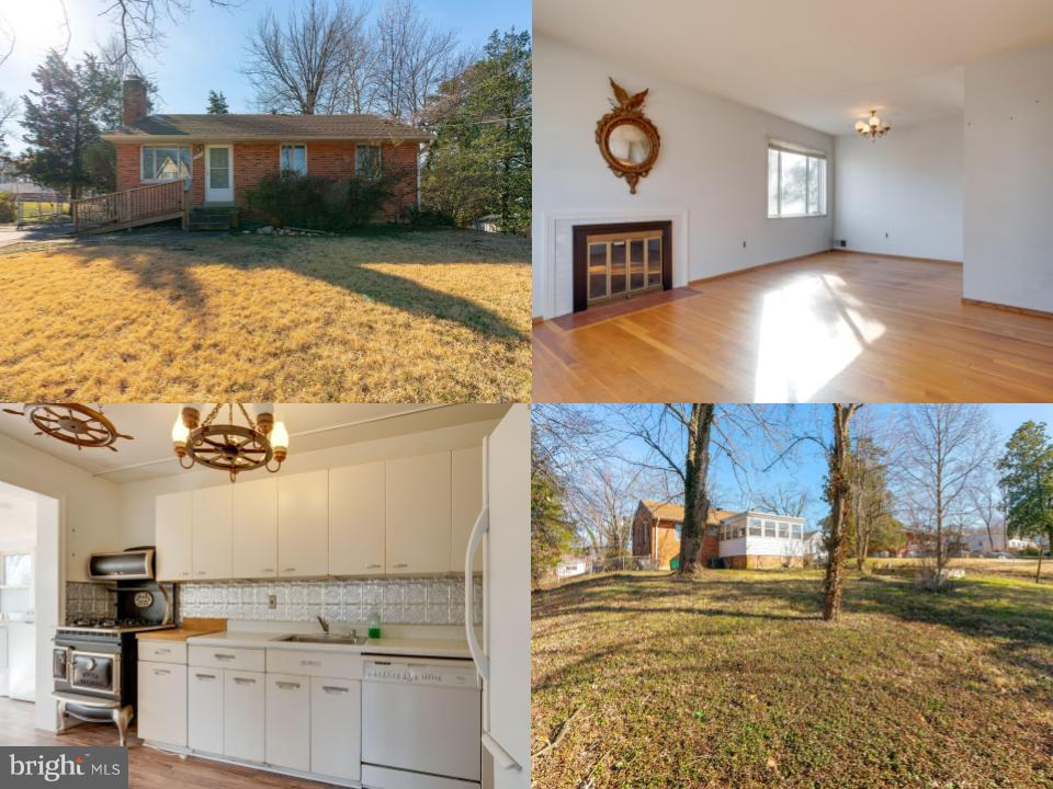 **OPEN HOUSE: Sat, January 19 11:00-3:00 & Sun, January 20 2:00-4:00**  Opportunity knocks at this brick ranch-style home in Annandale. Solid home with some unique features and would provide a great investment with some cosmetic updates. Offers 3 bedrooms & 1 full bathroom on the main level. Lower level has 1 full bath & 2 dens/not-to-code bedrooms. Has a sun-filled addition on the back of the home and boasts a large rear yard with trees. Nice location off Braddock Rd & I-495. Being sold AS-IS.