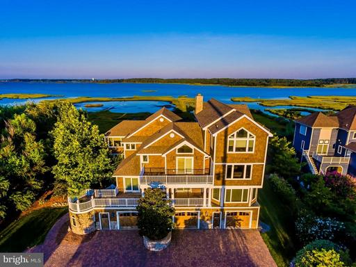 COASTAL, FENWICK ISLAND Real Estate