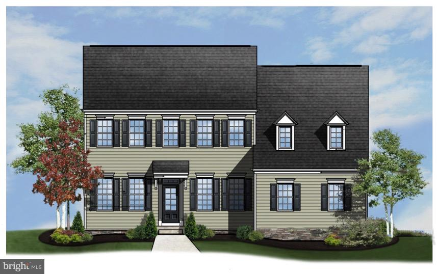 TO BE BUILT, 4/5 BEDROOM, 4.5 BATH COLONIAL, on Lovely .55 acre lot on quiet private lane in Ruxton/Riderwood!Are you searching for your perfect family home in the Ruxton/Riderwood area, but are only finding houses that need work & updating?  Why not BUILD?!This planned new home has already-approved building plans for a gorgeous 3347 SQ FT colonial home with 4-5 BR/3.5-4.5 Baths, with room for another of each in the huge, walk out basement!  All the bells and whistles are in this open floor plan:  Large, breakfast/rear sunroom, gorgeous kitchen & open great room, formal dining room and living room/den/office, 9' ceilings, & gas Fireplace,.   This level also includes a private owner's choice suite that can be a main level bedroom or office with its own private bath!On the 2nd level, there is a spacious master suite with 2 capacious walk in closets, as well as an exquisite master bath with dual vanities, soaking tub & large walk in shower.   The 2nd level also includes 3 more spacious bedrooms, as well as a large laundry room & loft.   There is over 1700 SQ FT available to finish in the walk out basement, with space for a clubroom, exercise room, media room and another bedroom & bath.  Plus there is plenty of space for a huge rear deck, and so much more!  This home will be bright, big and sumptuous! Permitted and ready to go! Super-convenient location, great school district!  Fulfill your family dreams in 2019!