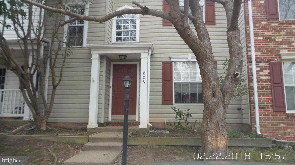 808 WIND RIDGE DRIVE STAFFORD, VA 22554 VAST209614