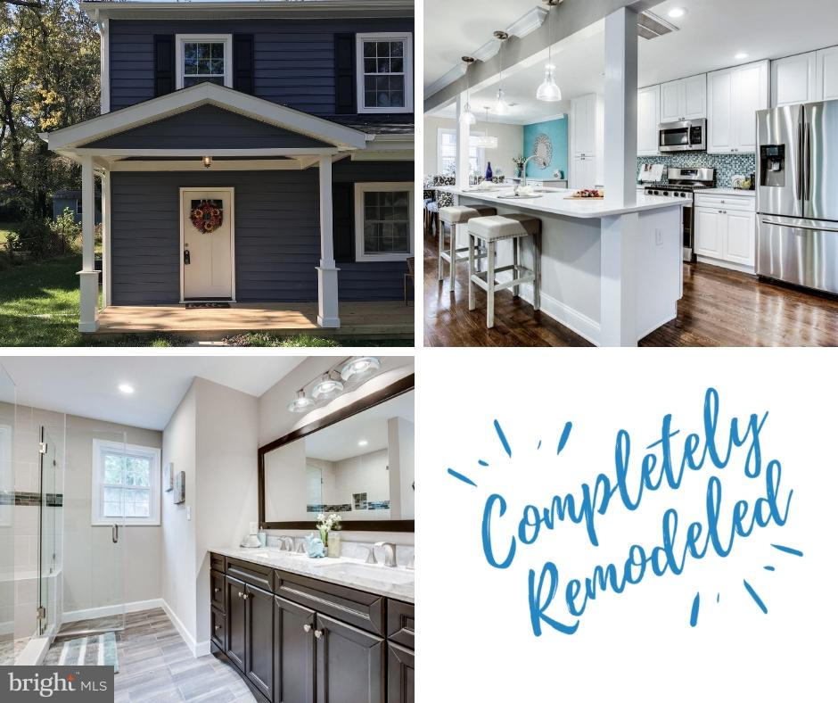 Move-In & Enjoy 3000+sqft of this Beautifully Renovated Home! New Roof, New Anderson Windows, New HVAC, New Hot Water Heater, New Deck & New Fenced Rear! Be the First to Cook in the Beautiful Kitchen w/ New Stainless Steel Appliances, Quartz Countertops and Soft-Close Cabinets w/ Pull Out Interior Drawers & Pantry Closet! All Bathrooms Renovated including Gorgeous Master Bathroom! Marshall HS Pyramid! Stellar Location Close to 2 Metro Stations, Tysons Corner & Easy Access to 495, 66 and Route 7! AHS Home Warranty & Builder Warranty INCLUDED!