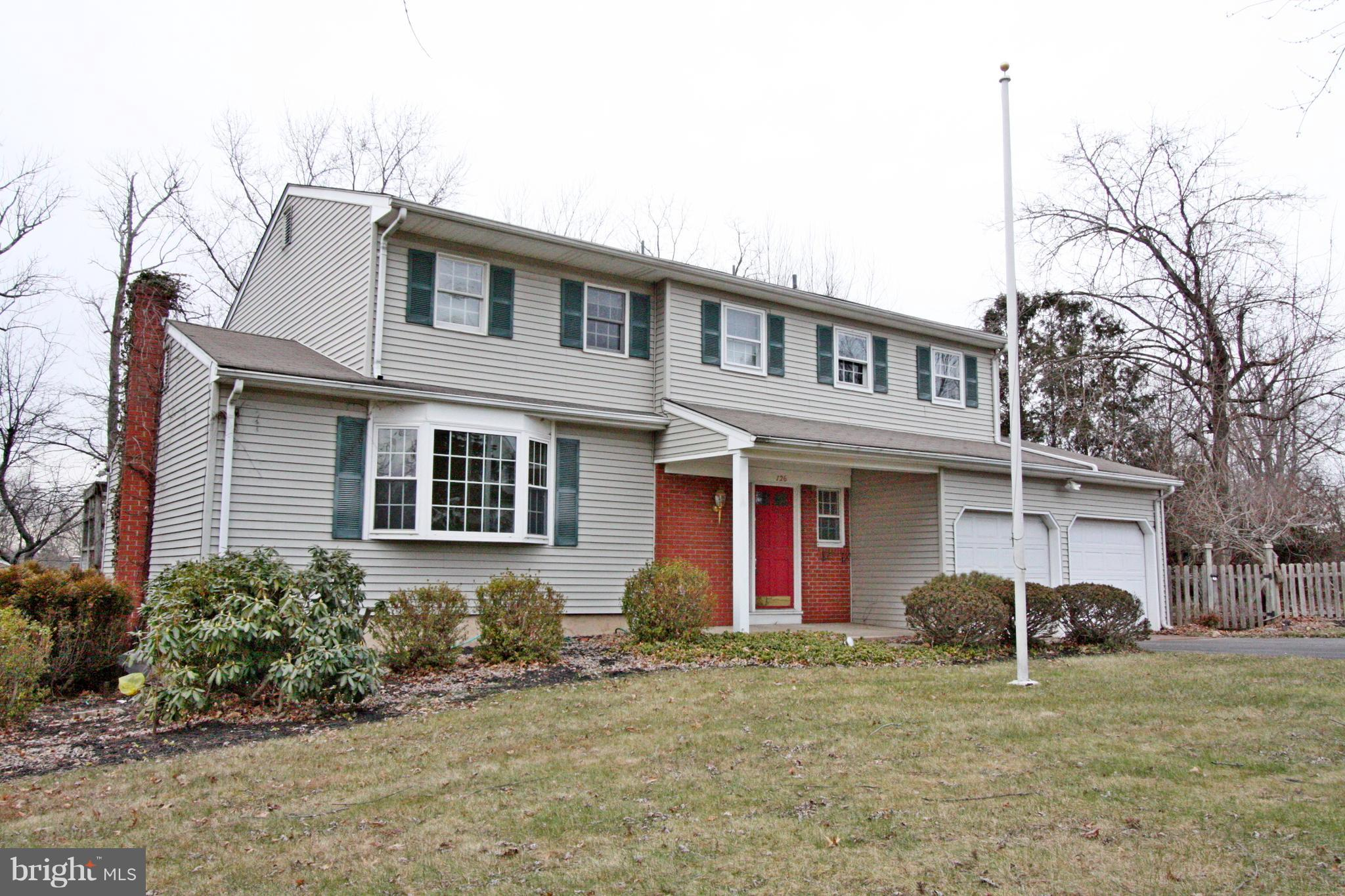 126 MOUNTAINVIEW ROAD, TITUSVILLE, NJ 08560