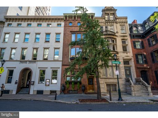 Property for sale at 1910 Rittenhouse Sq, Philadelphia,  PA 19103