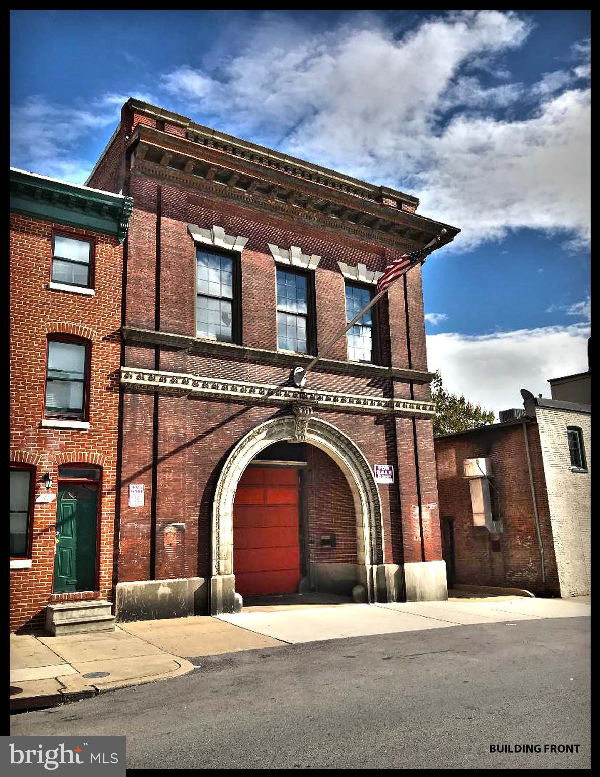 43 S CAREY STREET, BALTIMORE, MD 21223