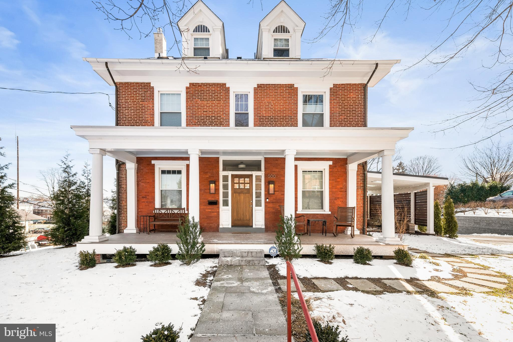 500 W GAY STREET, WEST CHESTER, PA 19380