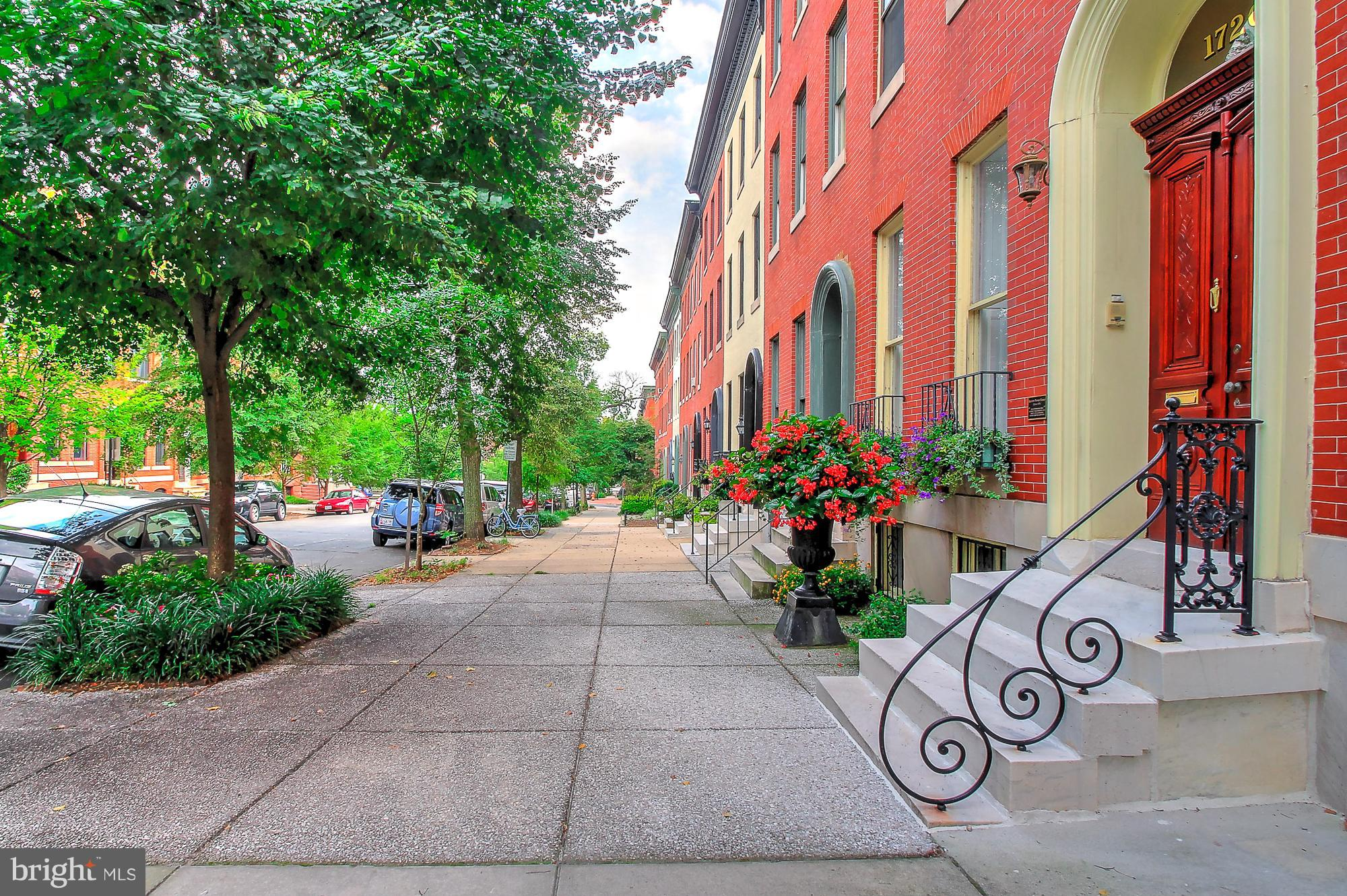1720 BOLTON STREET, BALTIMORE, MD 21217
