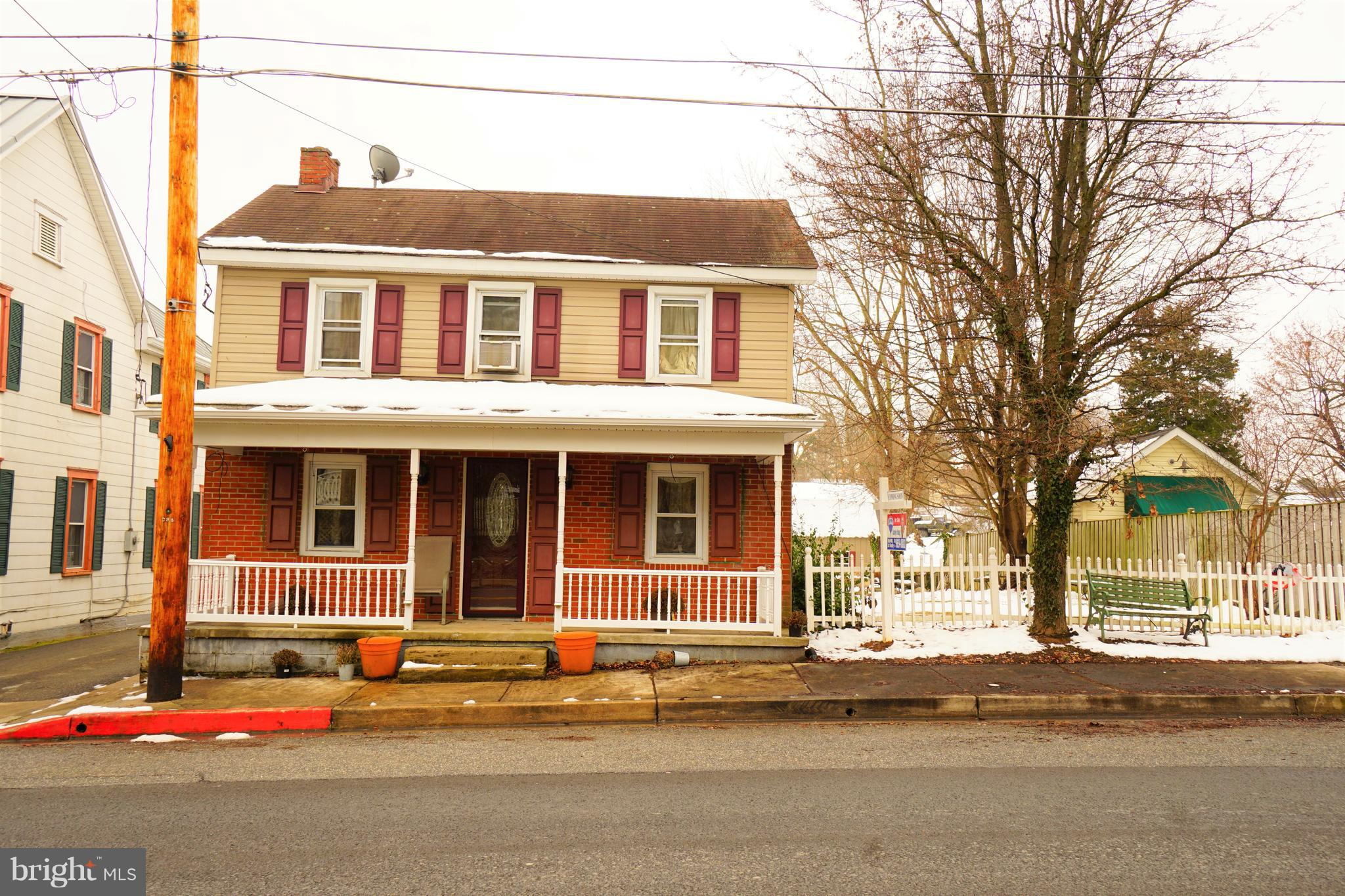 222 W MAIN STREET, SHARPSBURG, MD 21782