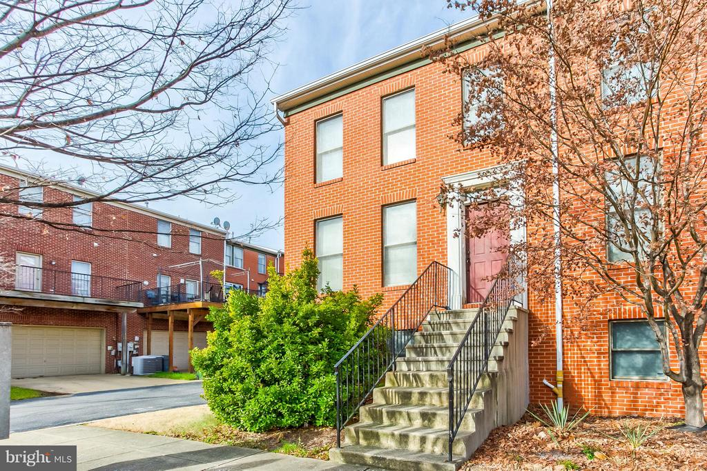 A sweet 4 bedroom rental in a very quiet community. There is a partially furnished option. A beautiful finished basement with 2 bedrooms and a full bath as well as a utility/laundry room. 2 large bedrooms upstairs. Tons of great space in this home!