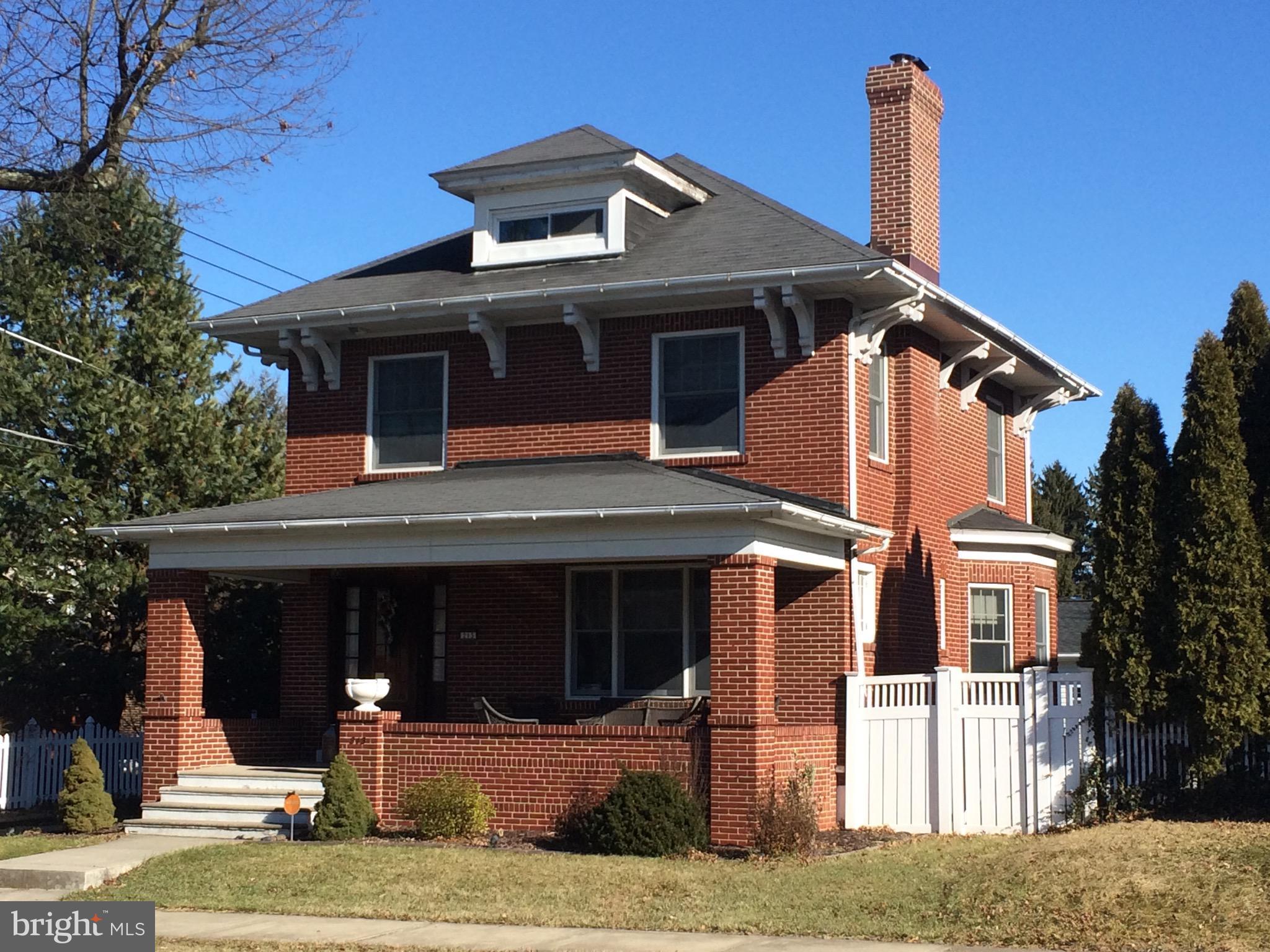 213 S 24TH ST STREET, ALLENTOWN, PA 18104