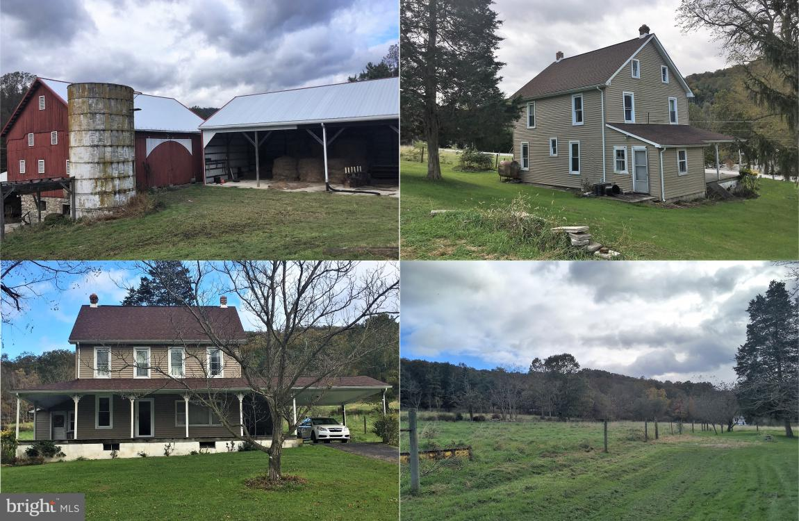 300 Harbaugh Valley Rd Fairfield Pa 17320 Mls Paad102646