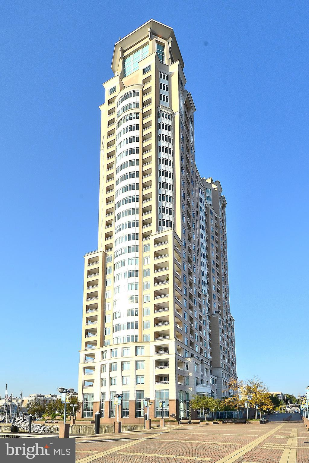 Harborview Tower Condos For Sale And Lease In Baltimore Maryland