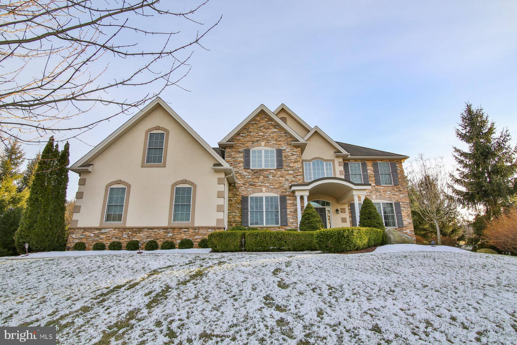 3380 N CONCORD DRIVE, CENTER VALLEY, PA 18034