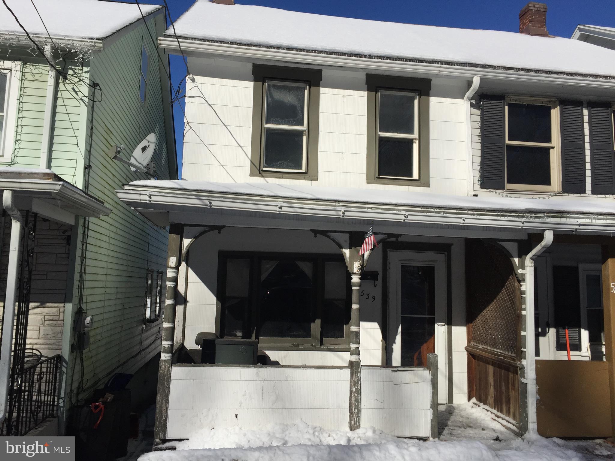 539 E ABBOTT STREET, LANSFORD, PA 18232