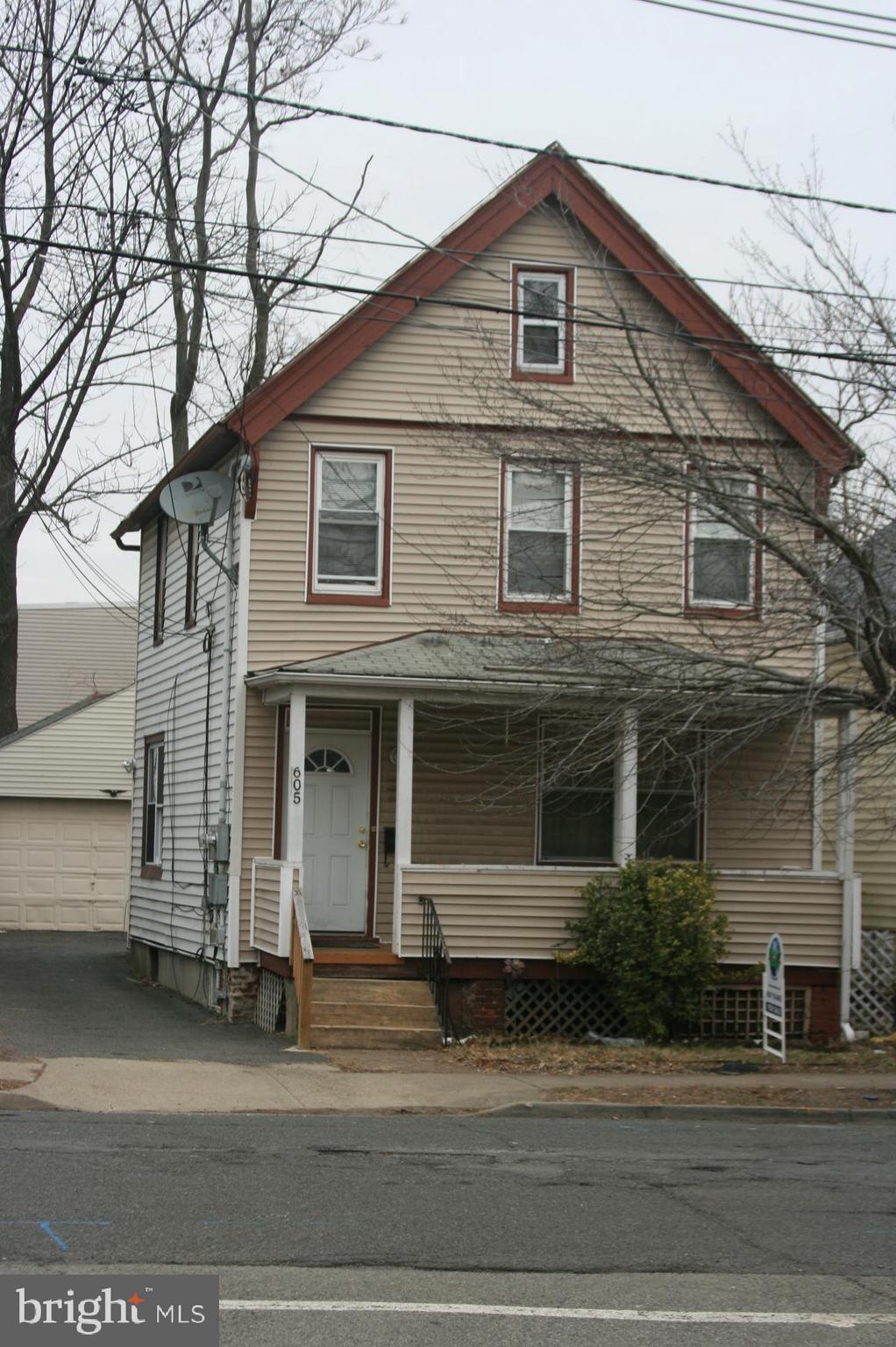 605 NASSAU STREET, ORANGE, NJ 07050
