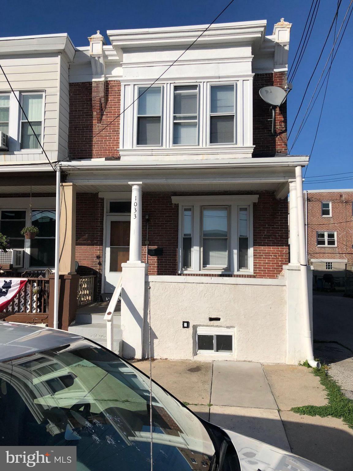 1033 LEIPER STREET, CRUM LYNNE, PA 19022