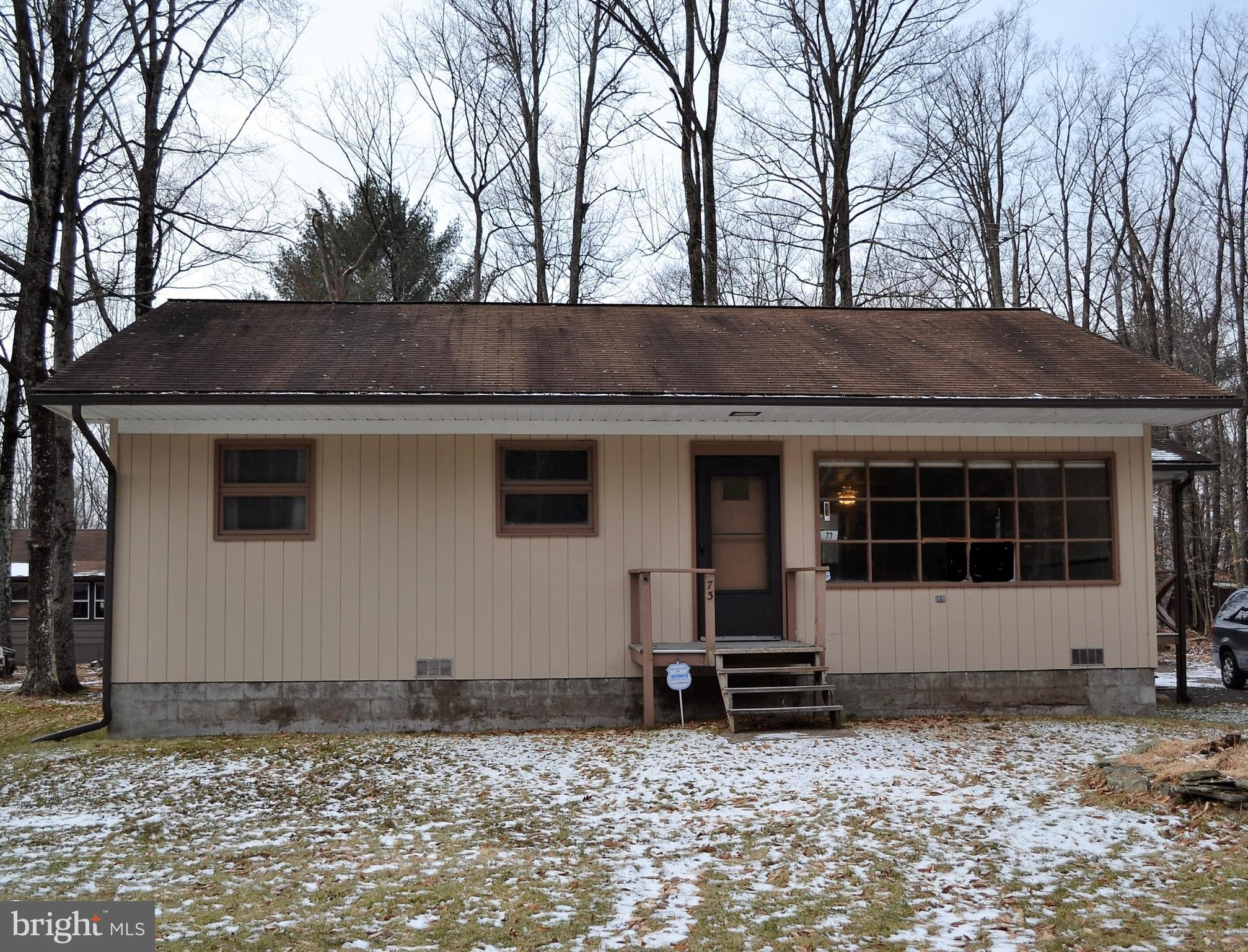 73 HONEY BEAR ROAD, LAKE ARIEL, PA 18436